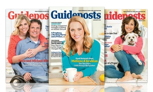 1-Year, 12-Issue Subscription to Guideposts Magazine