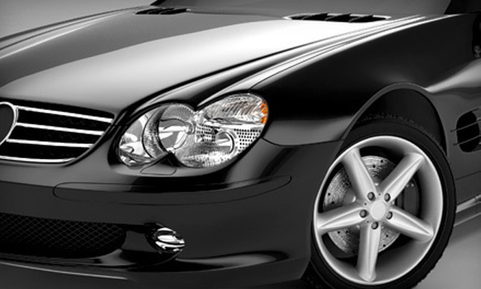 Sunshine Auto Detailing and Cleaning - Cranston: $47 for an Exterior-Detailing Package with Light Interior Vacuuming at Sunshine Auto Detailing and Cleaning ($95 Value)