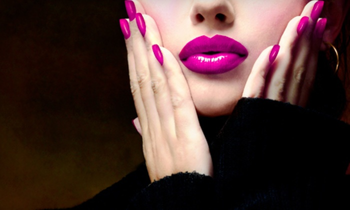 Nails by Trine - Solana Beach: One or Three Shellac Manicures at Nails by Trine in Solana Beach (Up to 57% Off)