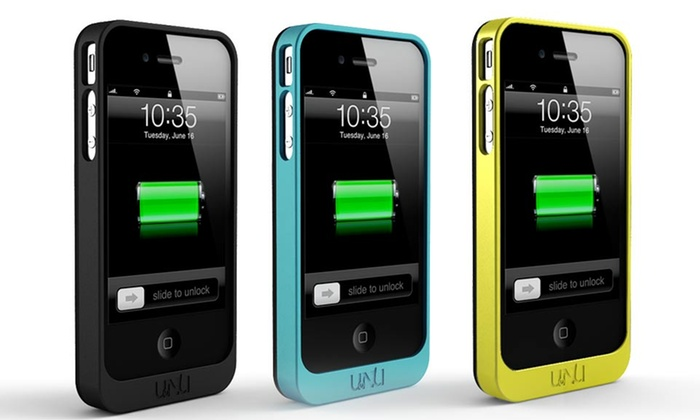 uNu Exera iPhone 4/4S Battery Case and Charger: $49.99 for a uNu Exera iPhone 4/4S Battery Case and Charger ($99.95 List Price). Free Shipping and Returns.