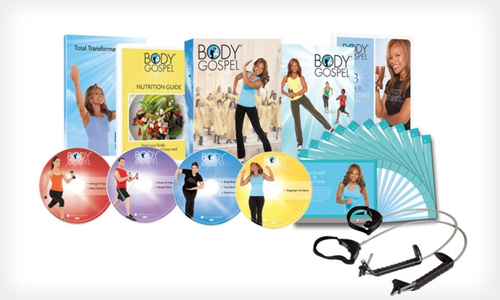 Body Gospel Complete Workout Program: $29 for the Body Gospel Complete Workout Program with Shipping Included ($94.85 Total Value). Free Returns.