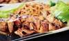 Asian Star - Gainesville: Asian Cuisine at Asian Star for Two or Four (Up to 53% Off)