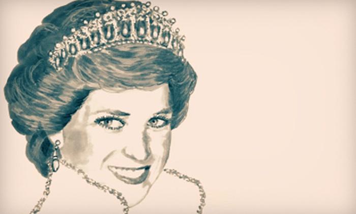 """Princess Diana, The Musical"" - Cabaret Theater at Camp Bar: Actors Theater of Minnesota's ""Princess Diana, The Musical"" at The Cabaret at Camp Bar, July 18–27 (Up to 51% Off)"