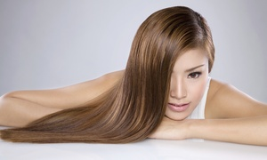 Artique Hair & Beauty: $29 Cut and Treatment, $59 with Balayage, or $79 with Full Head of Foils at Artique Hair & Beauty (Up to $210 Value)