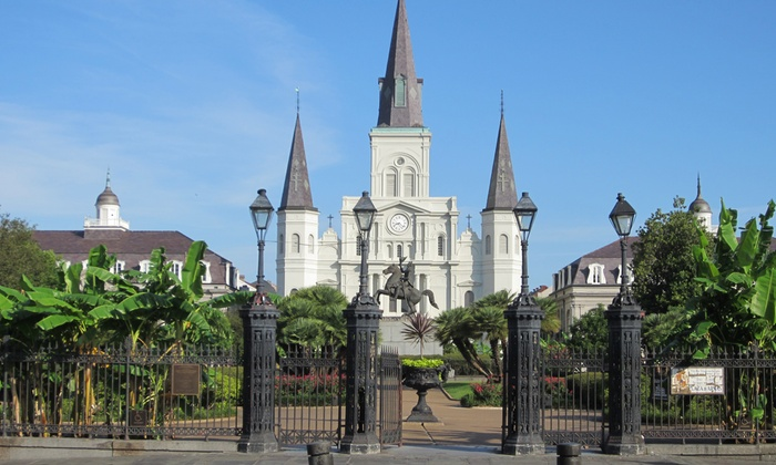 That Other Tour - New Orleans: Walking Tours of New Orleans from That Other Tour (50% Off). Four Options Available.