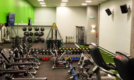 Two Weeks of Membership and Unlimited Fitness Classes at MUV Training (75% Off)