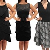 S.L. Fashions Women's Short Cocktail Dresses