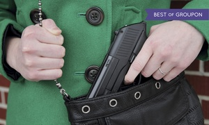 Tactical Weapons Training Center: Concealed-Pistol-License Course for One or Two at Tactical Weapons Training Center (Up to 45% Off)