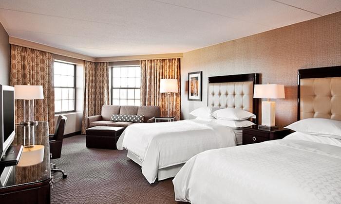 4-Star Top-Secret Hotel in New Jersey