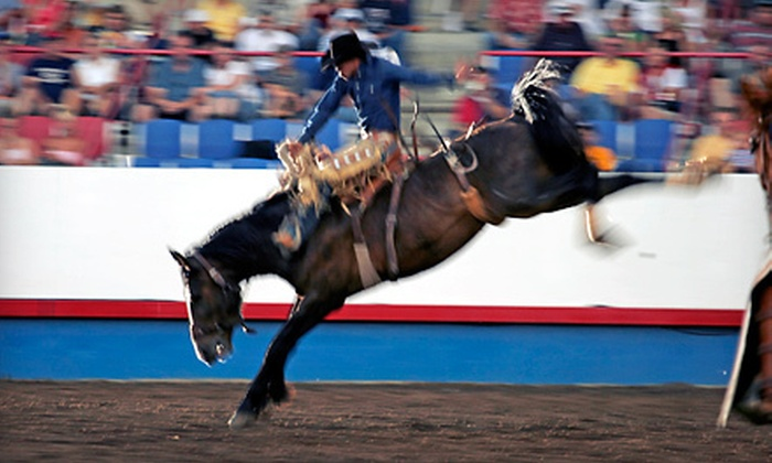 Cowboy Heritage Festival & Rodeo - Osceola County Complex: Florida Ranch Rodeo Finals for Two or Four at Silver Spurs Arena on September 28 or 29 (Up to 55% Off)