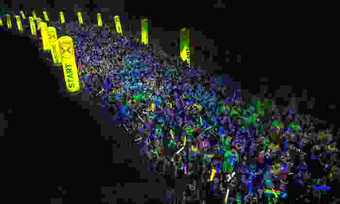 Electric Run - Rentschler Field: One or Two Entries to Electric Run Plus Glow Package on Saturday, October 11 (Up to 40% Off)