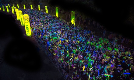 One or Two Entries to Electric Run Plus Glow Package on Saturday, October 11 (Up to 40% Off)