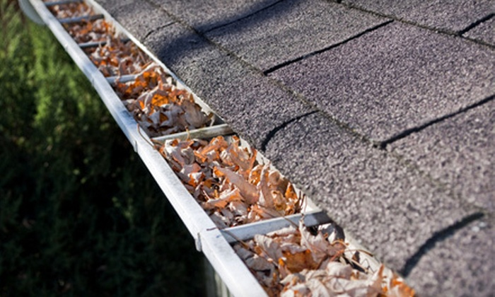 Bjorkstrand Exteriors, Inc & Twin City Gutter Topper - Multiple Locations: Gutter Services from Bjorkstrand Exteriors, Inc & Twin City Gutter Topper (Up to 70% Off). Four Options Available.