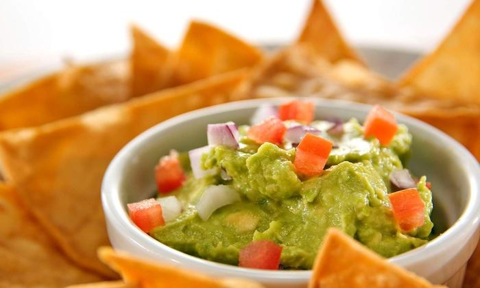 Q'bole - Folsom: $14 for $24 Worth of Mexican Food at Q'bole