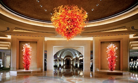 Borgata hotel casino spa in atlantic city nj groupon - Chihuly garden and glass groupon ...