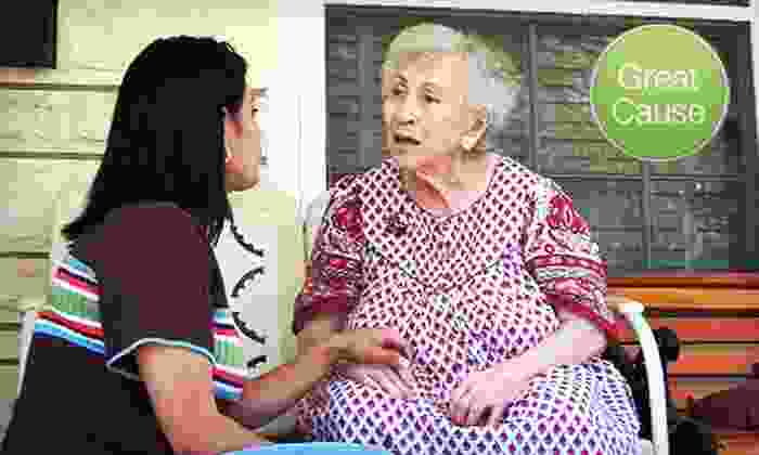 Helping the Aging, Needy and Disabled - East Cesar Chavez: If 45 People Donate $10, Then Helping the Aging, Needy and Disabled Can Provide In-Home Care to Nine People