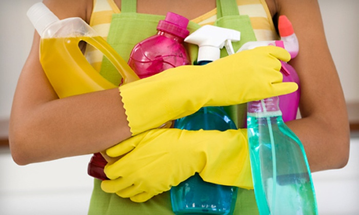 Busy Bee Cleaning - Baton Rouge: $49 for Three Hours of Home Cleaning from Busy Bee's Cleaning ($135 Value)
