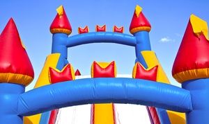 Krazy Bounze Xtrem: $100 for $199 Toward the Playground Obstacle Course Rental from Krazy Bounze Xtrem