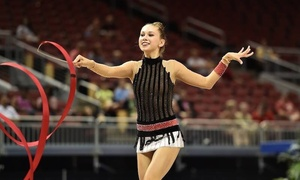 Eurogymnastic Rhythmic Academy: Up to 50% Off Rhythmic Gymnastics classes at Eurogymnastic Rhythmic Academy