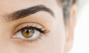 Eyebrow Wax Or Full Set Of Eyebrow Or Eyelash Extensions At Cover Me Suite Spa (up To 56% Off)