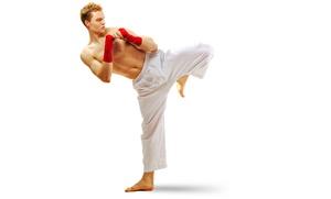 Master Gauss' Martial Arts Center: 5 or 10 Kickboxing Classes at Master Gauss' Martial Arts Center (Up to 67% Off)