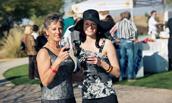 The Good Life Festival with Wine Tasting, Food Trucks, Celebrity Chefs, and  Fleetwood Mac Tribute - San Tan Valley: The Good Life Festival with Cooking Expo and Wine Tasting on Sat., Feb. 9, at Encanterra Country Club (Up to $28 Value)