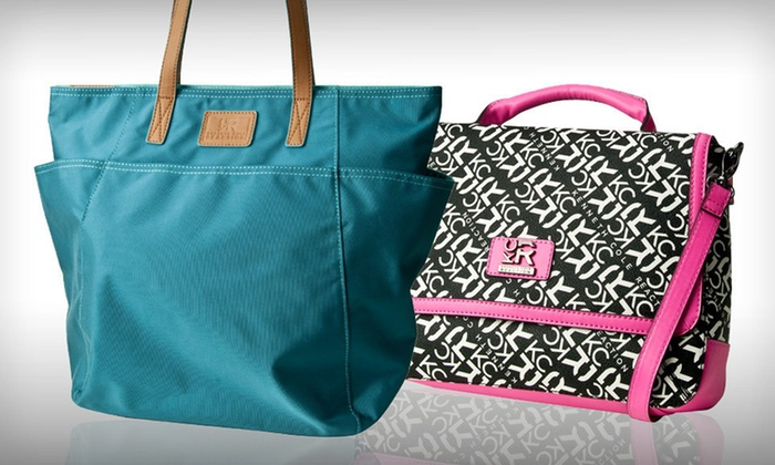 Kenneth Cole Reaction Handbags: Kenneth Cole Reaction Handbags (Up to 51% Off). Multiple Styles and Colors Available. Free Shipping and Free Returns.