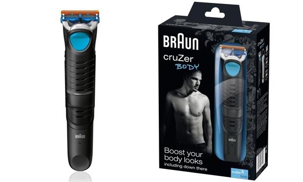 rasoio uomo barba e corpo