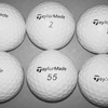 TaylorMade Recycled Assorted Golf Balls (60-Count)
