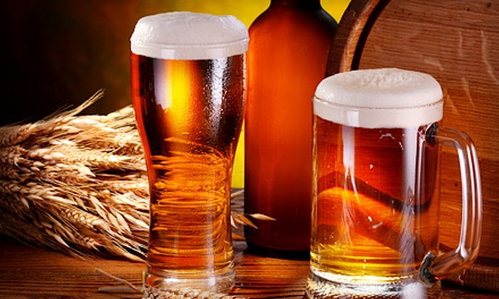 Travels In Beer Tours - Hendersonville: $79 for a Beer and Waterfall Tour or a Brats and Brewery Tour from Travels in Beer Tours ($159 Value)