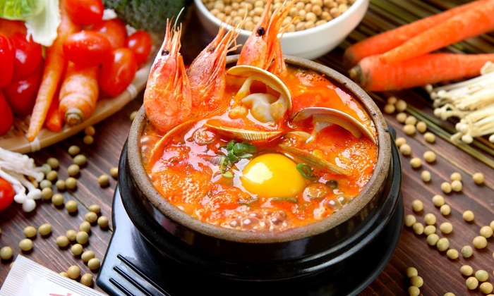 So Kong Dong Tofu House - Mid-Wilshire: $12 for $20 Worth of Korean Food at So Kong Dong Tofu House
