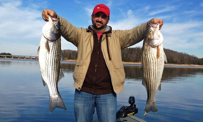 Affordable Fishing Services - Dacula-Rocky Creek: Half- or Full-Day Fishing Trip for Two from Affordable Fishing Services (Up to 50% Off)