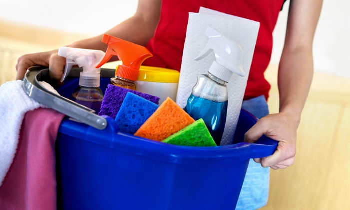 S&L Team Cleaning - Hill City: $89 for Four Man-Hours of Housecleaning from S & L Team Cleaning ($175 Value)