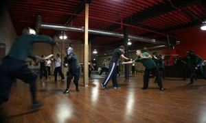 Forteza Fitness: One or Two Months of Kids' Swordplay Classes at Forteza Fitness (Up to 55% Off)