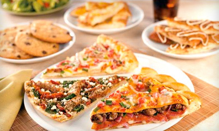Papa Murphy's - Multiple Locations: $10 for a Family Dinner with Appetizer, Large Pizza, Dessert, and Soda from Papa Murphy's (Up to $25 Value)