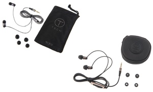 Tumi T-tech Noise-isolating Performance Earbuds