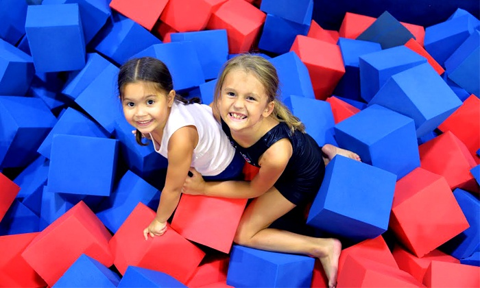 ASI Gymnastics - Multiple Locations: Gymnastics Summer Camp for Ages 3–6 at ASI Gymnastics (50% Off)