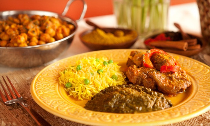 Kamal Palace - Long Beach: Indian Lunch Buffet for Two or Four, or Dinner for Two or More or Four or More at Kamal Palace (Up to 52% Off)