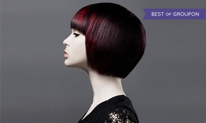 Salon Craft: $57 for Haircut and Conditioning Treatment with Single-Process Color at Salon Craft ($165 Value)
