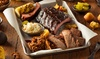 Big Catz BBQ - Heritage: BBQ at Big Catz BBQ (Up to 51% Off). Two Options Available.