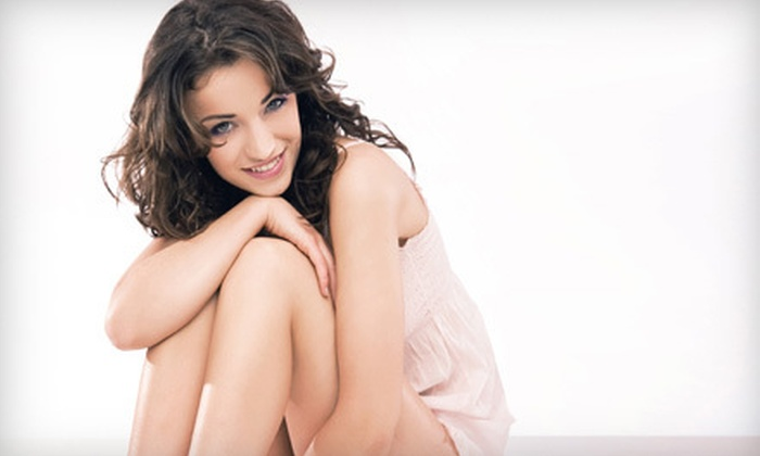 Elite MD - Danville: Six Laser Hair-Removal Sessions on a Small, Medium, Large, or Extra-Large Area at Elite MD in Danville (Up to 88% Off)