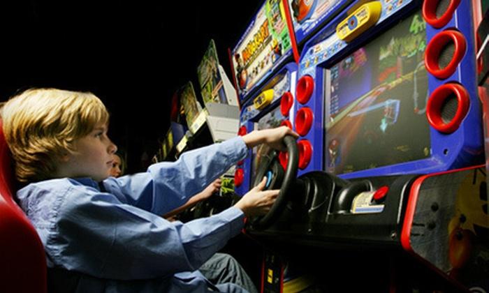 Nickel City - Branham - Kirk: $5 Worth of Arcade Games and Snack-Bar Food