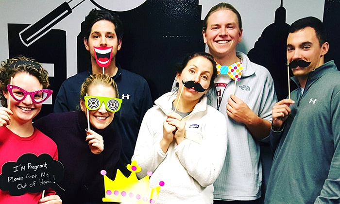 Escape Fort Wayne - Downtown Fort Wayne: Escape-Room Admission for Two, Four, or Six at Escape Fort Wayne (Up to 53% Off)