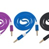 Acellories Two-Pack of Tangle-Resistant 3ft 3.5mm Audio Cables