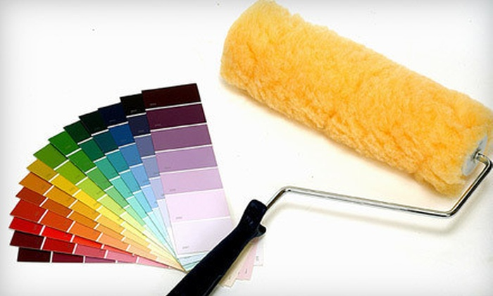 Watercolors - Capitola: $99 for Interior Painting of One Room from Watercolors (Up to $400 Value)