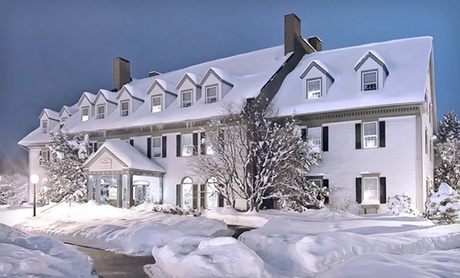 Culinary Resort near Skiing in Vermont