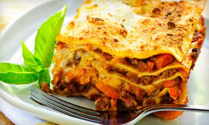 Capri Ristorante Italiano - Mill Creek Town Center Business Park: $20 Worth of Italian Cuisine