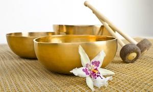 Bagno Armonico: 3 o 5 massaggi sonori con campane tibetane (sconto fino a 83%)