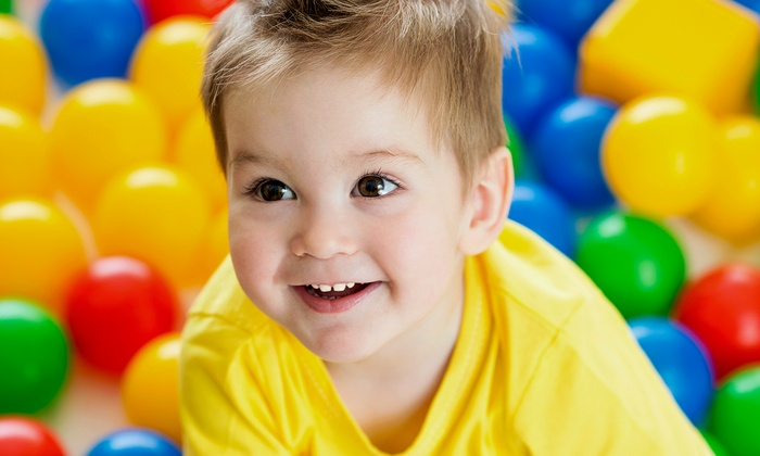 Party Playland - Hampstead: $177 for $321 Toward a bounce party, 4 Pizzas, and 12 Goody Bags  — Party Playland