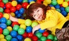 Up to 70% Off Kids' Indoor Play or Birthday Party